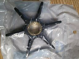 Impeller OMC Sterndrive//Cobra 100 110 120 140 150 155 165 170 175 185 190 200hp