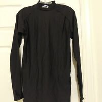 Women's Brine Long Sleeve Compression Mock Small