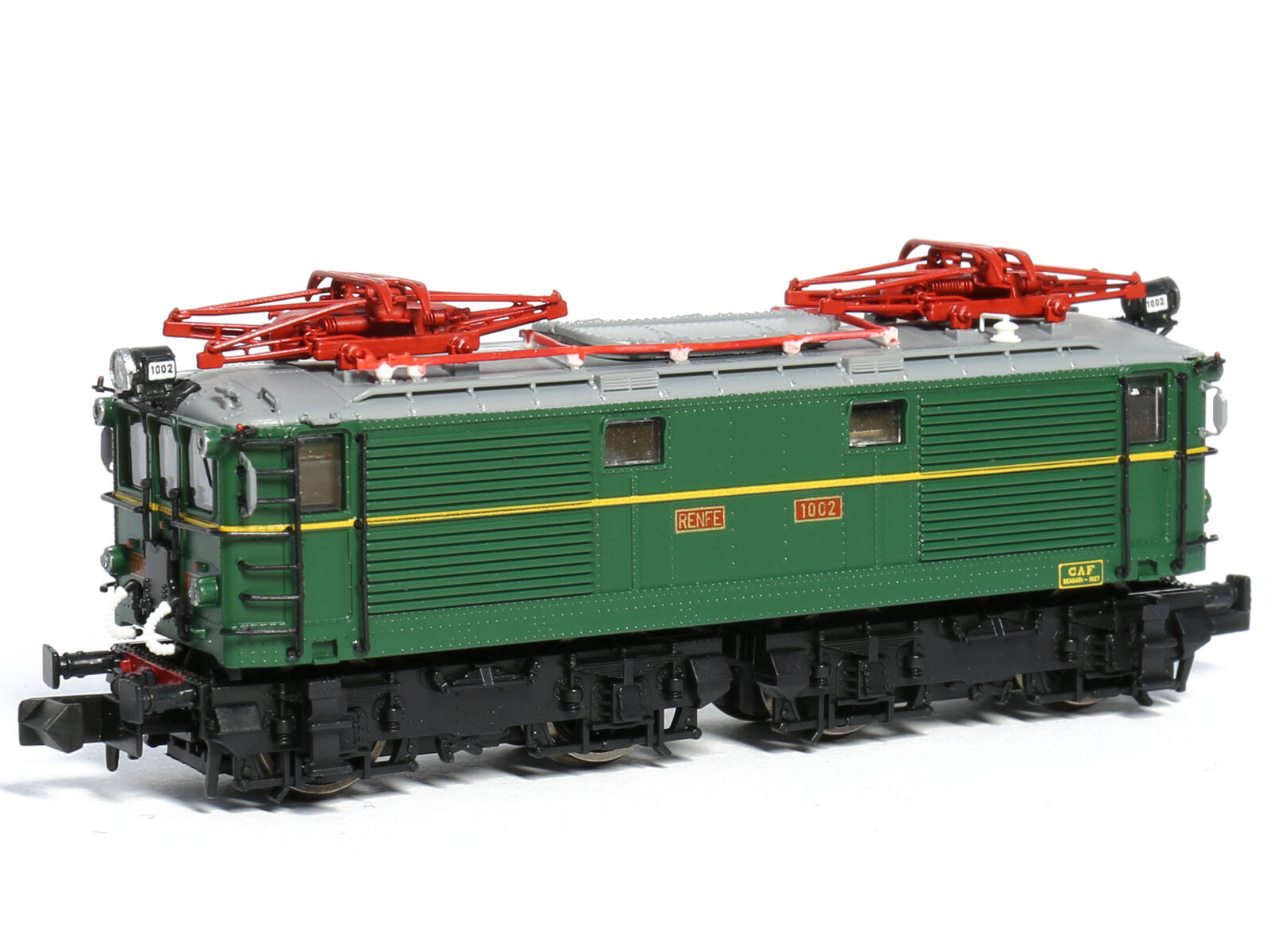 Diverse H66-85353 - Elektrolok RENFE E1002 SIN UIC - Spur N - NEU