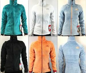 New Women's The North Face Tech Osito Jacket Style C663 Silken Fleece 2015 by The North Face
