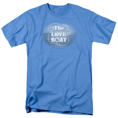 The Love Boat Logo ABC 80s TV Show T-Shirt Tee