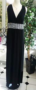 STAR-BY-JULIEN-MACDONALD-DEBENHAMS-Beaded-Evening-Dress-Size-12