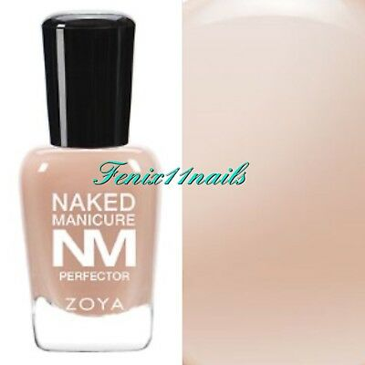 ZOYA Naked Manicure NUDE PERFECTOR ZP787 nail polish for beige tone nail bed NEW