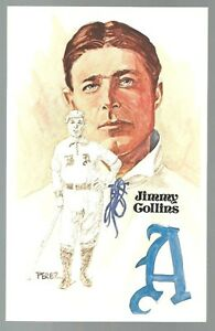 32-JIMMY-COLLINS-Perez-Steele-Hall-of-Fame-Postcard