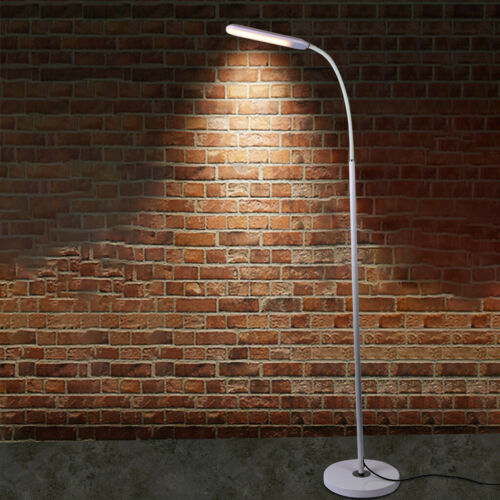 Adjustable LED Floor Lamp Standing Reading Light Bedroom Office Study Dimmable