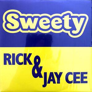 Rick-amp-Jay-Cee-CD-Single-Sweety-France-EX-EX