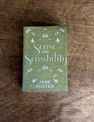 1:3 Scale Mini books Jane Austen Mansfield Park for American Girl Samantha
