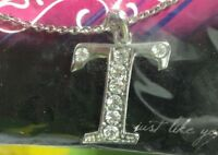 Name Necklace Gold And Silver Beginning With T