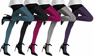 276eb2271 Satin Gloss Luxury Tights 100 Denier 3D High Shiny Opaque Tights New ...