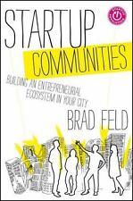 `Feld, Brad/ Case, Steve (F...-Startup Communities  (UK IMPORT)  BOOK NEW