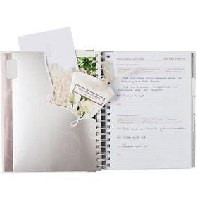 wedding planner memory book engagement party calendar organizer blog