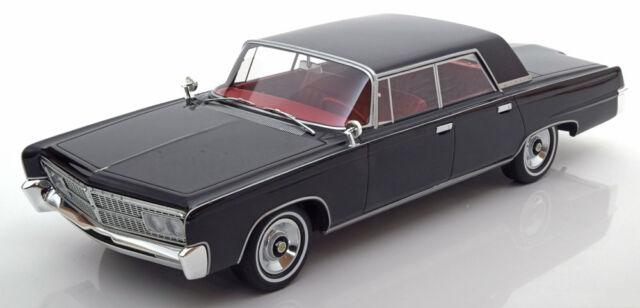 1965 Chrysler Imperial Crown 4 Door Black By Bos Models Le Of 1000 1