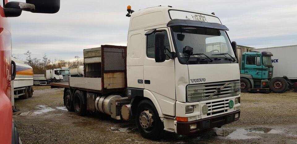 Volvo FH12 380, årg. 1997, km 640000