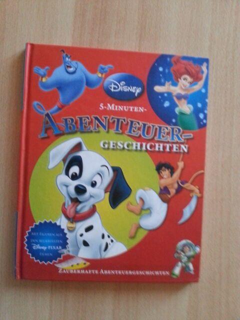 Abenteuer-Geschichten: Disney 5-Minuten-Geschichten | Buch