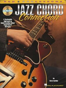 100% Vrai Jazz Chord Connection-a Systematic Approach To Understanding Guitare 000695710-afficher Le Titre D'origine Prix ​​De Vente