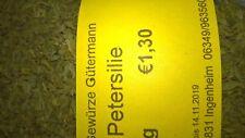 Petersilie 30g -OHNE ZUSATZSTOFFE- Gewürze Gütermann