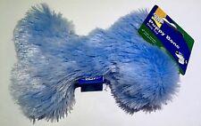 Soft Puppy Bone Plush Dog Toy For Small Dogs & Puppies Good Boy Blue BNWT