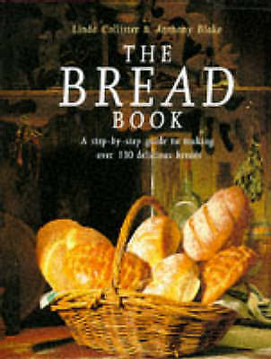 The Bread Book, Acceptable, Linda Collister, Anthony Blake, Book