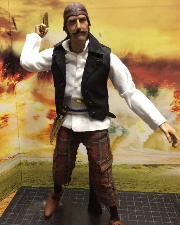 Gangs Of New York, Butcher Bill 1 6 Scale Action Figure