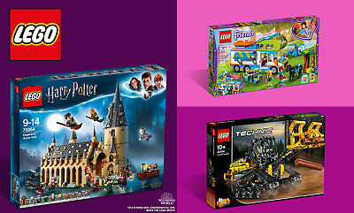 Save up to 30% off LEGO Sets