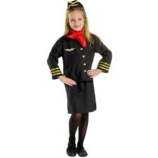 Dress Up America 366 Flight Attendant Set Size Large 12 14 Ebay