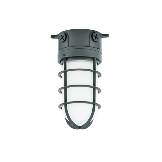 Commercial Electric 150-watt Gray Indoor//outdoor Area Incandescent Vapor TIG for sale online