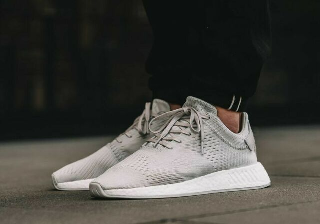 Adidas X Wings Horns Men S Wh Nmd R2 Primeknit Grey Bb3118 10 5 For Sale Online Ebay