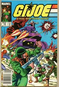 G-I-Joe-A-Real-American-Hero-19-1984-vf-8-0-1st-Marvel-Newsstand-GI-G-I