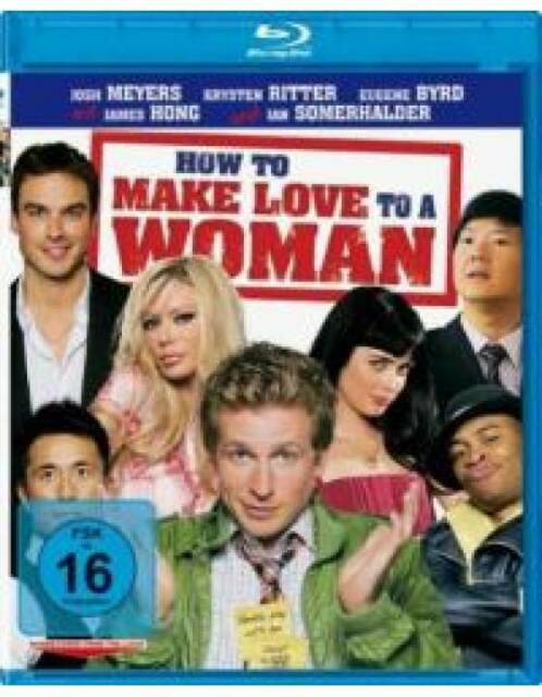 BluRay How to make Love to a Woman Gebraucht - gut