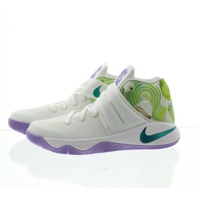 Nike Kyrie 2 GS II Irving Easter White Jade Kids Womens Bask