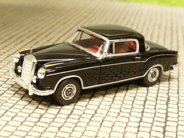 1/87 Brekina MB 220 S Coupe schwarz SONDERPREIS 13500 Starmada