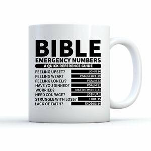 Bible Mug Bible Coffee Mug Christian Mug • Funny Christian Gift Priest Mug Bible