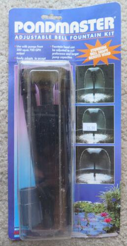 Pondmaster Adjustable Bell Fountain Kit 02088