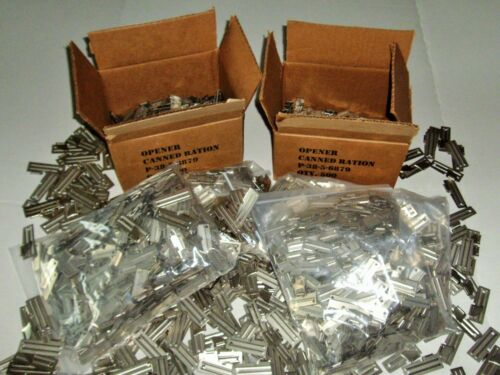 P51 Can Opener 10 Piece Made For US Military by US Shelby Company USA Brand New