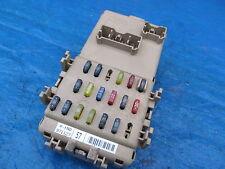 FUSE BOX BOARD INTERIOR from SUBARU IMPREZA GC8 2.0 SPORT 1998