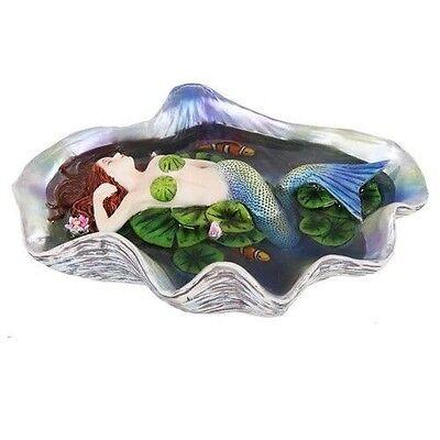 Sheila Wolk Design Fantasy Decorative Elan Vital Mermaid Sea Magic Figurine