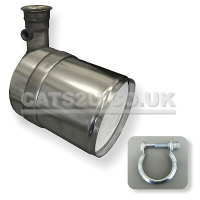 CITROEN BERLINGO 1.6 04//2008 SiC DPF Fitting Kit