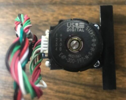 HSI SP086 Digital Miniature Actuators w// Stepper Motor /& Encoder  P//N 312101