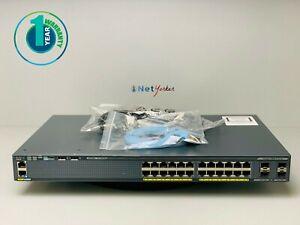 Cisco-WS-C2960X-24TS-L-24-Port-2960X-Gigabit-Ethernet-Switch-1-YEAR-WARRANTY