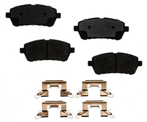 Disc Brake Pad Set-RS Semi-Metallic Pads Front RS PARTS fits 11-14 Mazda 2