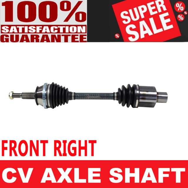 Front 2x CV Joint Axle Shaft for FORD ASPIRE 94-97 Standard Transmission