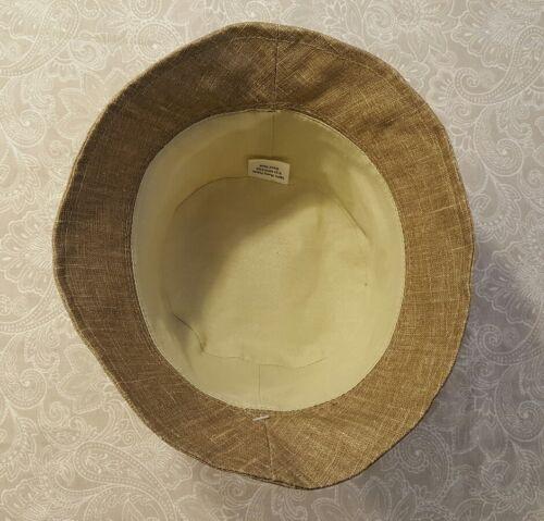 EarthLust Hemp Fabric Hat 9-15 months Girl/'s  Browns