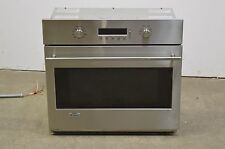 """GE Monogram ZET1SMSS 30"""" Stainless Single Electric Wall Oven #360"""