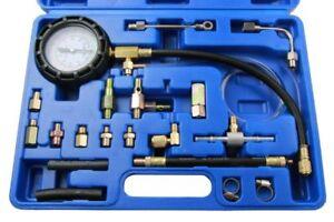 US-PRO-by-BERGEN-tools-Fuel-Pump-Pressure-Tester-Kit-Set-NEW-5385