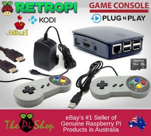 New-RetroPie-Game-Console-KODI-Nintendo-NES-SNES-N64-Sega-Raspberry-Pi-3