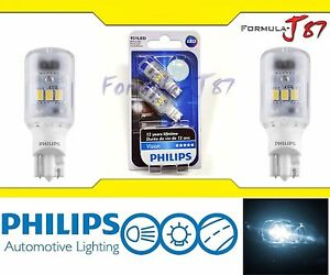 Image Is Loading Philips Vision LED Bulb 921 White 6000K 3rd