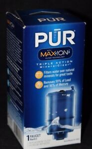 PUR-Max-ION-Triple-Action-Mineral-Clear-1-Faucet-Refill-RF-9999