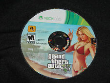 Grand Theft Auto 5 - Xbox 360 - GTA V - INSTALL DISC 1 ONLY    **NO SCRATCHES**