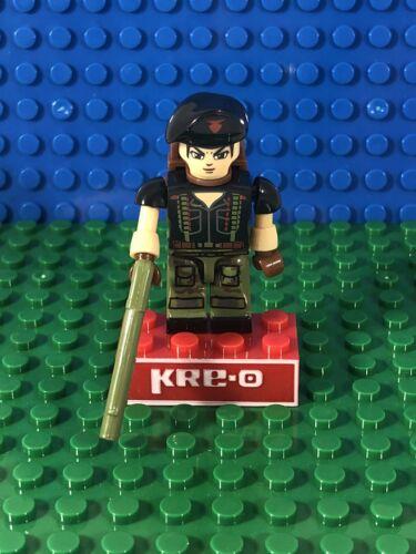 Flint KRE-O Minifigure GI Joe Kreo Kreon