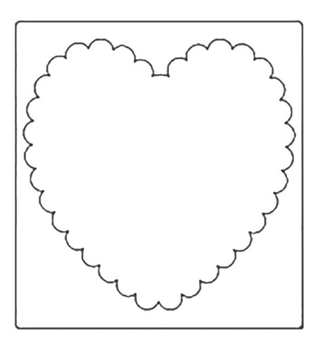 Crafter/'s MUST HAVE Sizzix Bigz Pro Scallo Heart #656612 Retail $59.99 Retired